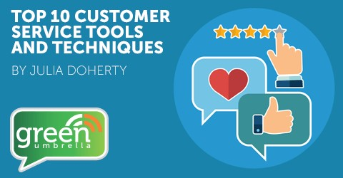 Top 10 Customer Service Tools and Techniques